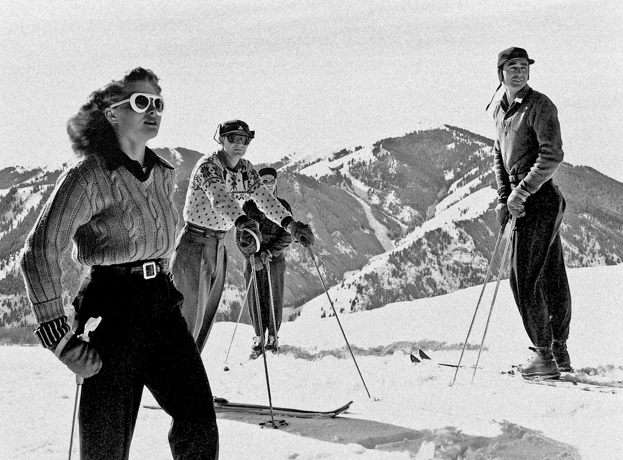 How to Look Cool Skiing