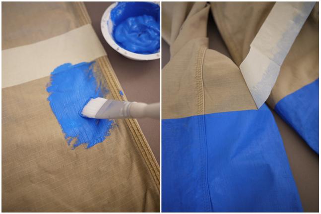 где можно покрасить одежду в москве польза