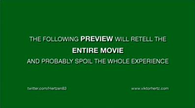Movie Trailer Spoiler