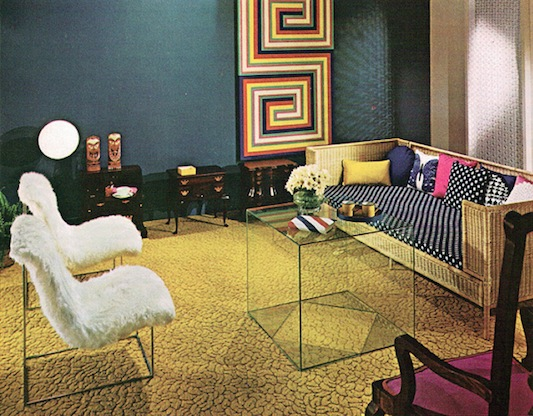 if cline did a homeware line - 70s Home Design