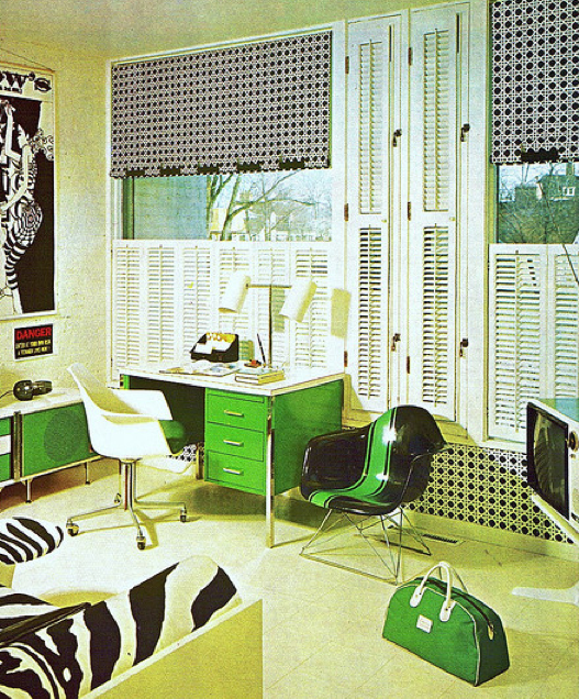 That 70s home for 70s office design